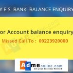 y-e-s-bank-balance-enquiry