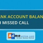 All Indian Banks Missed Call Balance Enquiry Number | Missed Call Banking