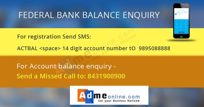 federal-bank-missed-call-Banking Toll Free Number