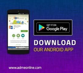 Download Admeonline Business Directory Android Mobile App