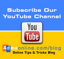 Subscribe Admeonline YouTube channel