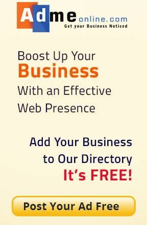 Add your Business to Admeonline Free