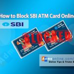 How to Block SBI ATM Card Online | Block SBI ATM Card without online banking and ATM Card Number