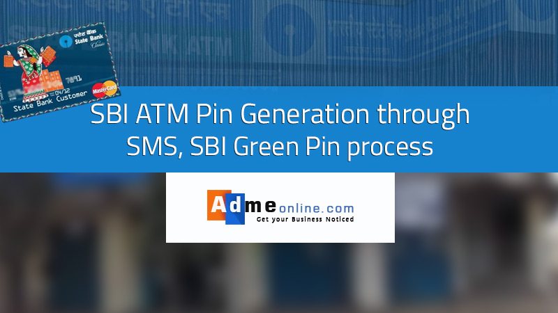 Sbi business debit card form best business cards for Green card through business