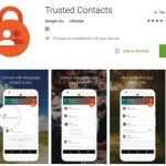 Google's new Trusted Contacts Android App - Share your location with your Trusted Contacts