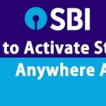 How to Activate State Bank (SBI) Anywhere App – Registration Process