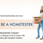 Get Free Products for Testing Signup Home Tester Club