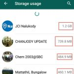 whatsappcalculate-storage-usage