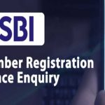 SBI Balance Checking | SBI Mobile Number Registration for Balance Enquiry
