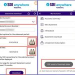 generate-and-download-sbi-bank-account-ststement