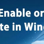 How to Enable or Disable Hibernate in Windows 10
