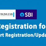 SBI Mobile Number Registration for SMS alert online