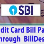 SBI Bill Desk | SBI Credit Card Bill Payment BillDesk | Credit Card Payment through BillDesk