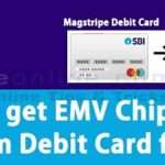 How to get EMV Chip based ATM cum Debit Cards from SBI | SBI EMV Card