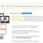 atandt-member-id-and-email-account-creation