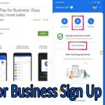 Google pay for Business Sign Up | Google pay for business India