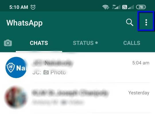 restrict people from adding you to a WhatsApp group