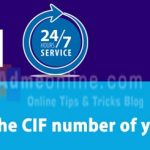 How to find the CIF number of your SBI account | CIF No of SBI