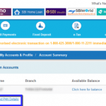 sbi-view-nomination-and-pan-card-details