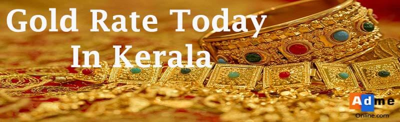 Gold Rate Today in Kerala