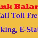 Indian Bank Balance Check Toll Free number | Indian Bank Missed call balance